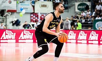 Basketball Champions League: Ντουντζίνσκι, ο πρώτος με 20 πόντους-20 ριμπάουντ!