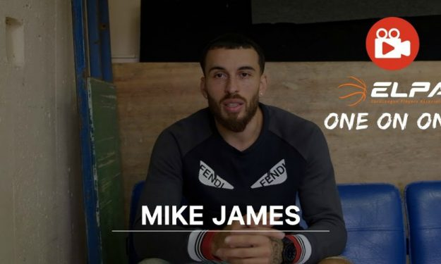 Μάικ Τζέιμς: «Παναθηναϊκός, το δεύτερο σπίτι μου» (video)