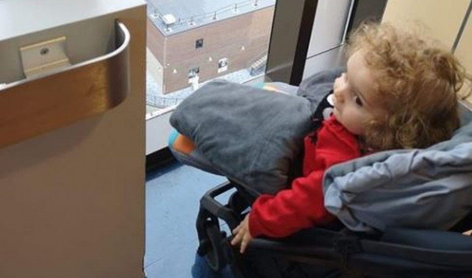Ευχάριστα νέα για τον μικρό Παναγιώτη-Ραφαήλ. Ξεκινά την θεραπεία