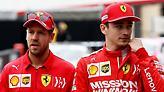 Κρίσιμη συνάντηση στην Ferrari μετά το κάζο στην Βραζιλία