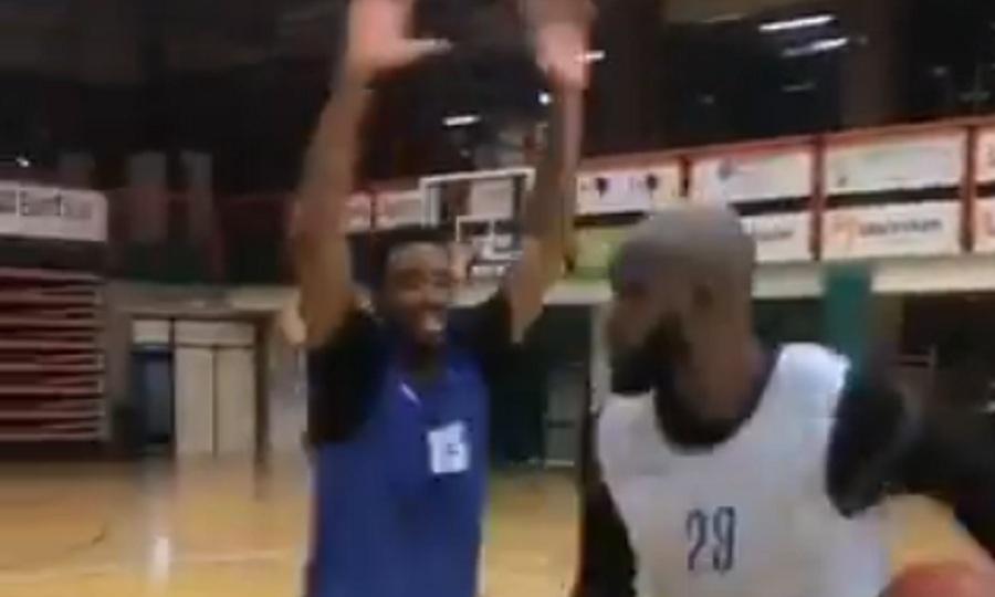 Κλάμα με πρωτοποριακό… play ομάδας μπάσκετ στο Βέλγιο! (video)