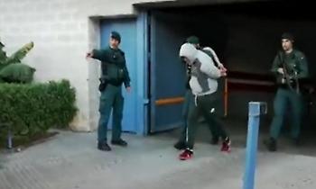 Η σύλληψη του Κόκε (video)