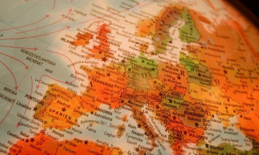 8/10 ρεκόρ: Μπορείς σε 2' να βρεις σε ποια χώρα της Ευρώπης βρίσκονται 10 πόλεις;