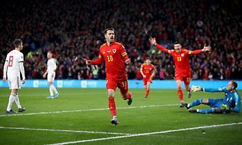 Ο Ράμσεϊ «σκότωσε» την Ουγγαρία και έστειλε την Ουαλία στο Euro!