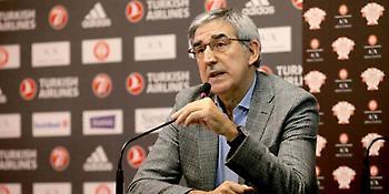 Μπερτομέου: «Εμείς έχουμε το καλεντάρι μας και η FIBA το δικό της»