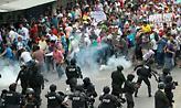 Βολιβία: Οκτώ νεκροί στις πρόσφατες ταραχές μεταξύ αστυνομίας και διαδηλωτών