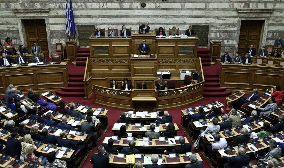 Στην ολομέλεια η ποινική ευθύνη υπουργών και η ψήφος των Ελλήνων εξωτερικού