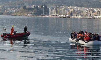 Τουλάχιστον 225 μετανάστες και πρόσφυγες διασώθηκαν το τελευταίο 24ωρο από το Λιμενικό