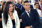 Διέψευσε τις φήμες ότι έχει παντρευτεί ο Κριστιάνο Ρονάλντο