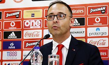 Γαβαλάς στον ΣΠΟΡ FM: «Οι ενέργειες του Σωκ. Κόκκαλη δεν αποπροσανατολίζουν το ποδοσφαιρικό τμήμα»