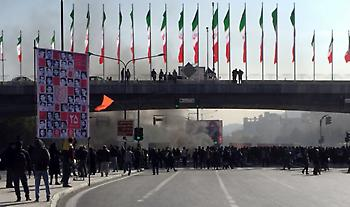 Κυρώσεις από ΗΠΑ στο Ιράν για «καταστολή» σε βάρος των διαδηλωτών
