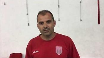 Πανδής στο sport-fm.gr: «Ικανοποιημένος από την ομάδα μου, φοβερή η ευρωπαϊκή εμπειρία»