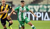 Μπουζούκης: «Αν δεν πάρουμε το ματς με τον Παναιτωλικό, θα είναι σαν να μη νικήσαμε την ΑΕΚ»