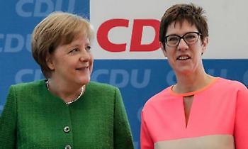 Γερμανία: H «υπόθεση Huawei» προβληματίζει το CDU - Αναφορά Μέρκελ