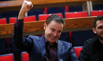 Πιτίνο: «Υπέροχη εκτός έδρας νίκη, τρομερή υποστήριξη από τους φιλάθλους μας»