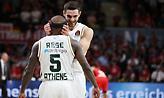 Βαθμολογία της Ευρωλίγκας: Στην 7η θέση ο Παναθηναϊκός, ανεβαίνει ο Ολυμπιακός!