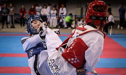 Ο ΑΣ Γαία πρώτευσε στο Πανελλήνιο Πρωτάθλημα τάε-κβον-ντο Νέων