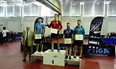 Τα βλέμματα στο Σ.Ε.Φ. για το Πανελλήνιο Πρωτάθλημα Νέων πινγκ πονγκ