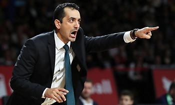 Ο Γιώργος Βόβορας έχει ρεκόρ 5-2 ως head coach του Παναθηναϊκού, προς το παρόν…