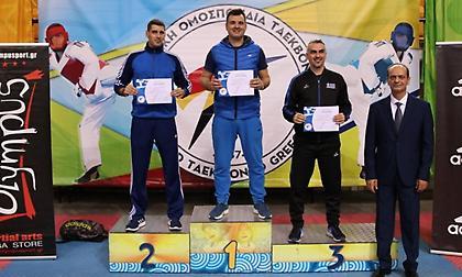Ο Αίαντας Αγ. Δημητρίου πρώτευσε στο Πανελλήνιο Πρωτάθλημα παίδων/κορασίδων τάε-κβον-ντο