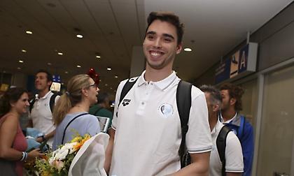 Έτοιμοι για το Ευρωπαϊκό Πρωτάθλημα οι Έλληνες κολυμβητές