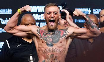 Επίσημο: Στις 18/1 η επιστροφή ΜακΓκρέγκορ στο UFC