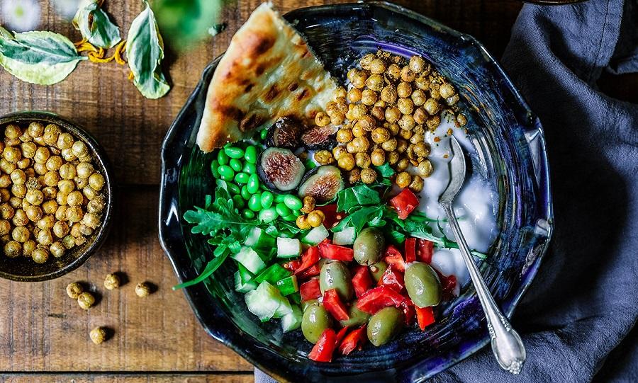 Πεντανόστιμα vegan γεύματα φουλ στην πρωτεΐνη