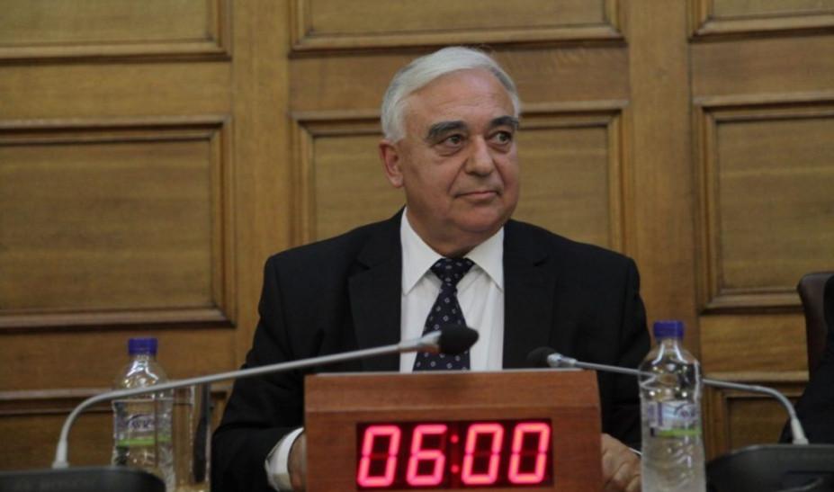 Έφυγε από τη ζωή ο πρώην βουλευτής της ΝΔ που κατέρρευσε στο «Γεντί Κουλέ»