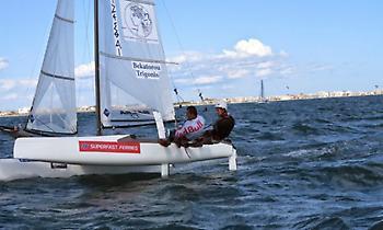 Στη μάχη της πρόκρισης για τους Ολυμπιακούς τα ελληνικά σκάφη Narca 17