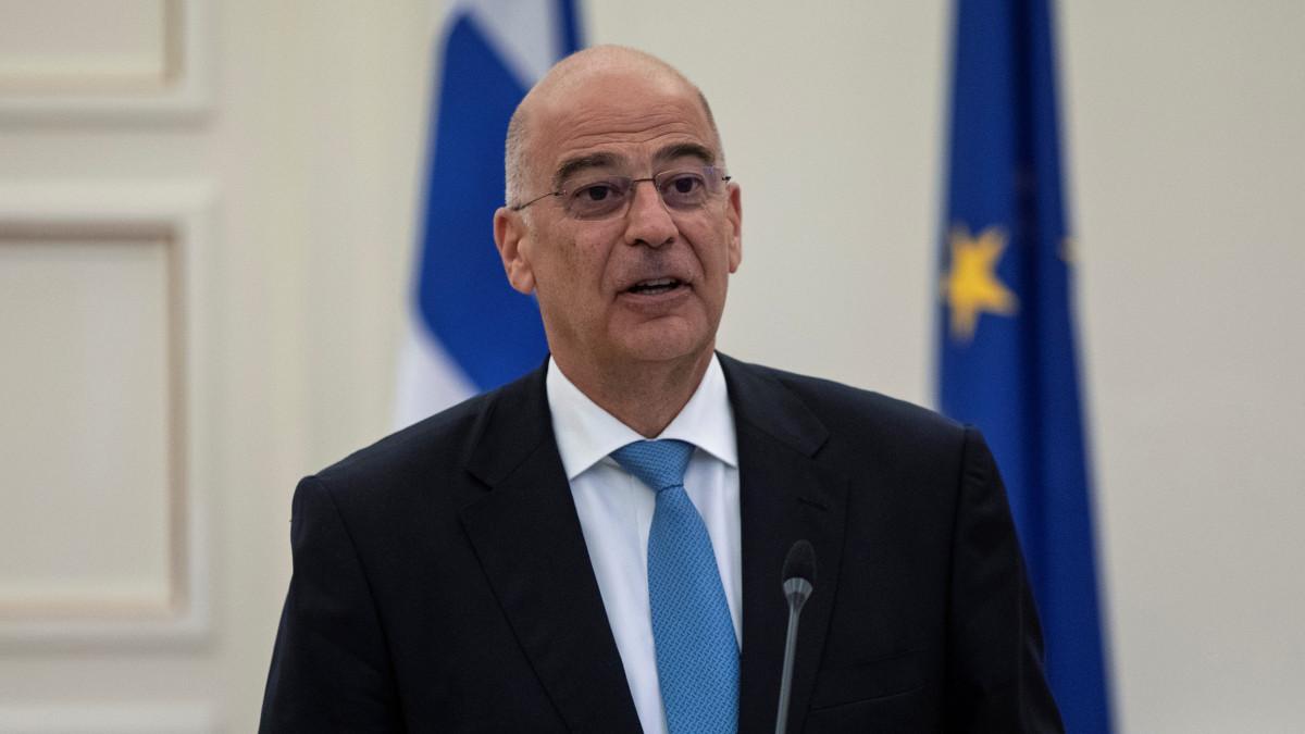 O Δένδιας θέτει θέμα Τουρκίας στον ύπατο εκπρόσωπο της ΕΕ για την εξωτερική πολιτική