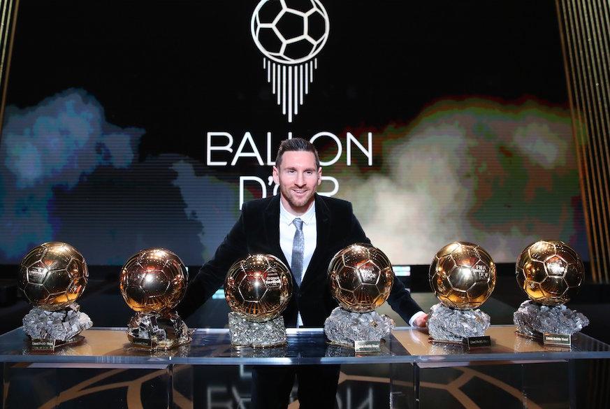 Μίδας ο Μέσι, κατέκτησε την 6η «Χρυσή Μπάλα»