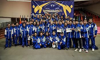 Πρόγραμμα «Υποστηρίζω τον αθλητή μου»: Πρωτιά για την επίλεκτη ομάδα Cadets της ΕΤΑΝΕ