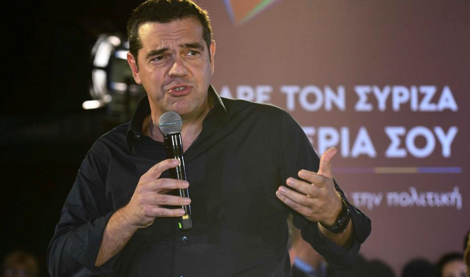 Τσίπρας: Πολιτική της εξαπάτησης και της fake αριστείας είναι η πολιτική της Ν.Δ.