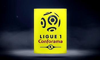 Ντέρμπι για τη 2η θέση και Λιόν-Λιλ στη Ligue 1
