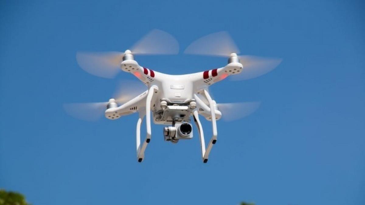Πτώση Drone της ΕΛΑΣ στην περιοχή των Εξαρχείων