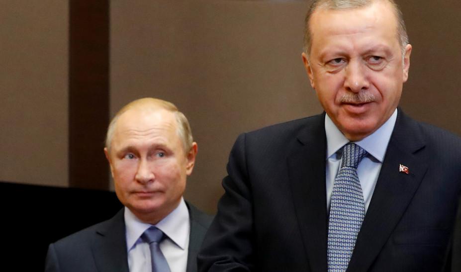 Αποδοκιμάζει και η Μόσχα το μνημόνιο Τουρκίας - Λιβύης