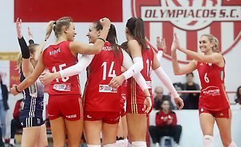 Άλμα για τους «16» του CEV Challenge Cup ο Ολυμπιακός