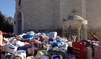Ξεκίνησε η αποστολή ανθρωπιστικής βοηθείας του «Όλοι μαζί μπορούμε» για την Αλβανία