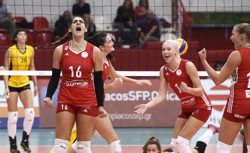 Ζακχαίου στο sport-fm.gr: «Ήμασταν συγκεντρωμένες, θα δούμε ωραίο βόλεϊ το Σάββατο»