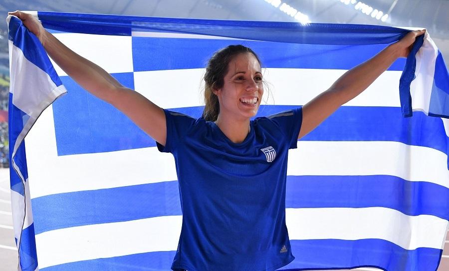 Επισήμως υποψήφια για την Eπιτροπή Aθλητών της ΔΟΕ η Στεφανίδη