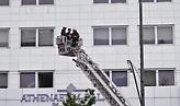 Η Ασφάλεια εξετάζει την πυρκαγιά στο ξενοδοχείο της Συγγρού - Όλα δείχνουν εμπρησμό
