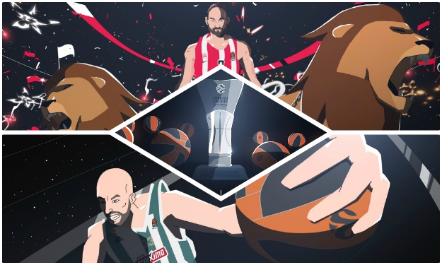 Σπανούλης, Καλάθης κι άλλοι: Κι εγένετο… Super Hero Basket Team! (video)