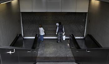 Έκλεισε ο σταθμός μετρό «Πανεπιστήμιο» ενόψει επετείου Γρηγορόπουλου
