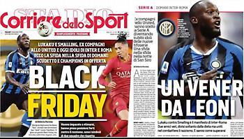 Απάντησε η Corriere dello Sport: «Ποιους λέτε ρατσιστές;»