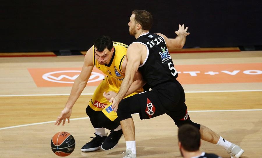 Ντέρμπι φορμαρισμένων δικεφάλων στην Basket League