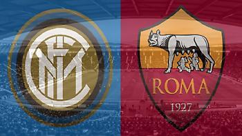 Live: Ίντερ-Ρόμα 0-0