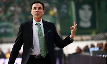 Πιτίνο: «Αν έχανα τέτοιο ματς, θα ήθελα να πηδήξω στη θάλασσα - Συγχαρητήρια στον Ολυμπιακό»