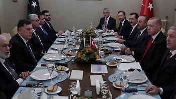 Γερμανικά ΜΜΕ: Η Τουρκία προκαλεί εντάσεις – Παράλογη η τουρκολιβυκή συμφωνία