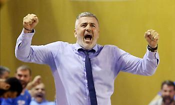Βετούλας: «Είχαμε τα ψυχικά αποθέματα να νικήσουμε ένα καταπληκτικό ματς»