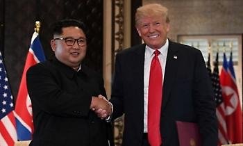 Βόρεια Κορέα: Η αποπυρηνικοποίηση έχει βγει από το τραπέζι των διαπραγματεύσεων με ΗΠΑ